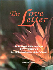 The Love Letter -0