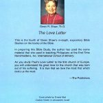 The Love Letter -790