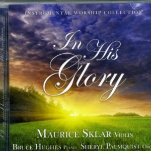 In His Glory (CD)-0