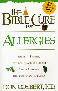 Bible Cure for Allergies, The-0