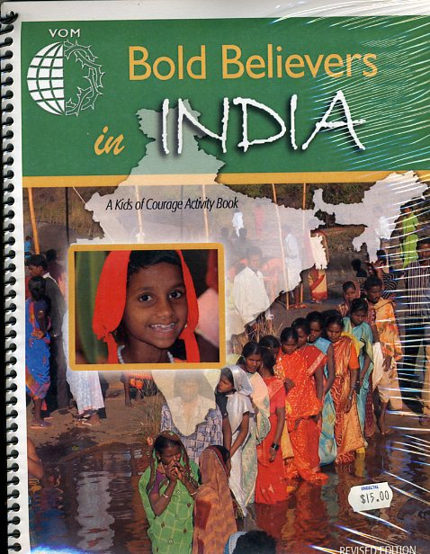 Bold Believers in India-0