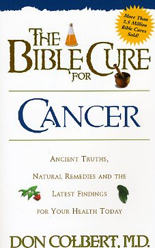 Bible Cure for Cancer, The-0