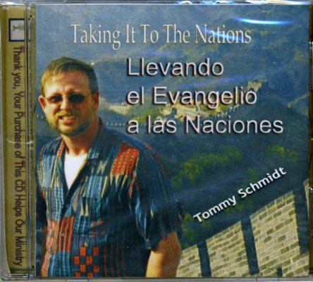 Taking it to the Nations (CD)-0