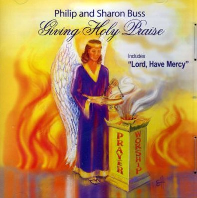 Giving Holy Praise (CD)-0