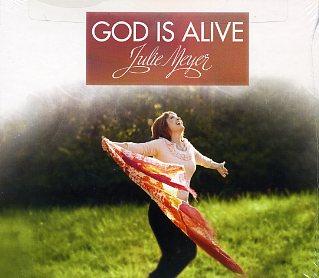 God is Alive (CD)-0