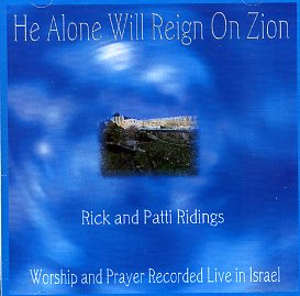 He Alone Will Reign On Zion (CD)-0