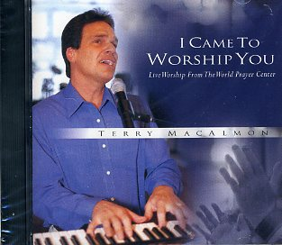 I Came To Worship You (CD)-0