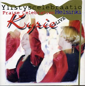 Kyrie Live - Praise Celebration Helsinki (CD)-0