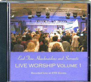 Live Worship Volume I-0