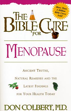 Bible Cure for Menopause, The-0