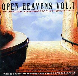 Open Heavens Vol I (CD)-0