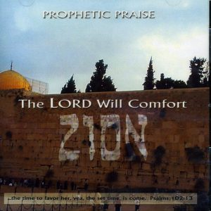 Lord Will Comfort Zion, The (CD)-0