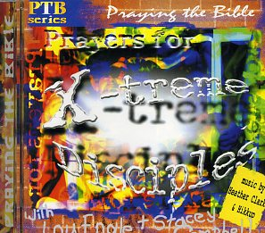 Prayers for X-Treme Disciples (CD)-0