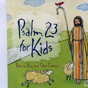 Psalm 23 for Kids (CD)-0