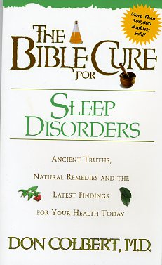 Bible Cure for Sleep Disorders-0