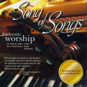 Song of Songs, Worship (CD)-0