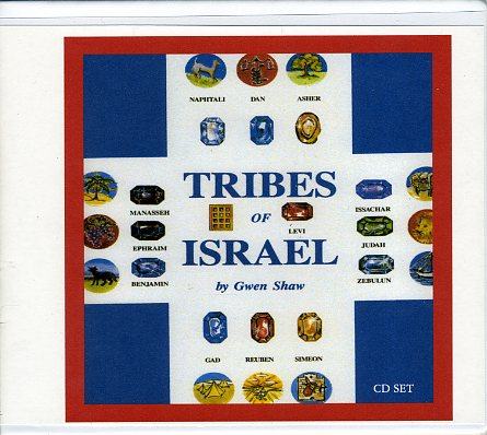 Tribes of Israel (CD Set)-0