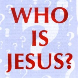 Who is Jesus?-0