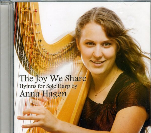 The Joy We Share (CD)-0