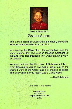Grace Alone (PDF)