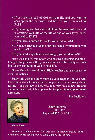 Your Appointment With God (PDF)-1307