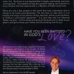 Baptism of Love -1321