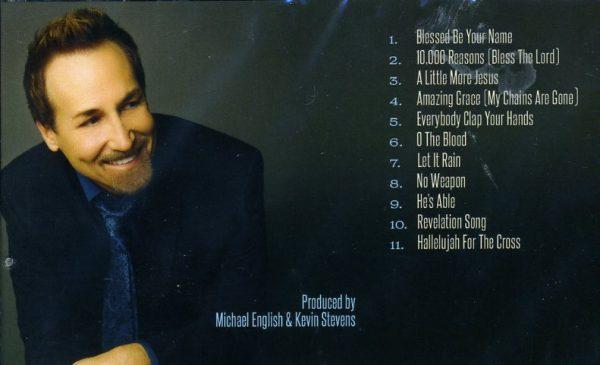 Michael English Worship (CD)-1361