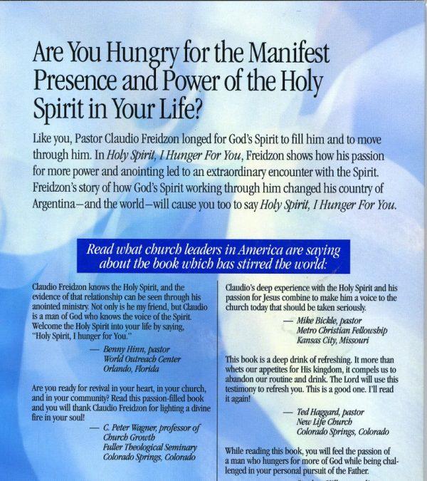 Holy Spirit, I Hunger for You-1438