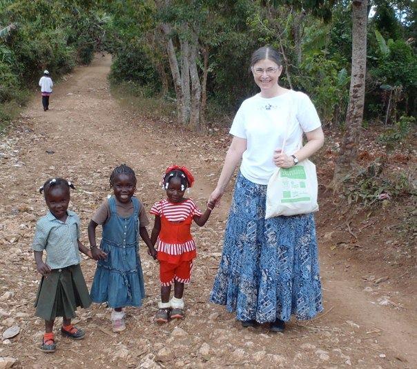 In Haiti
