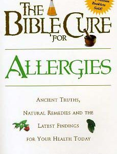 Bible Cure Books