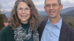 Sharon and Philip Buss