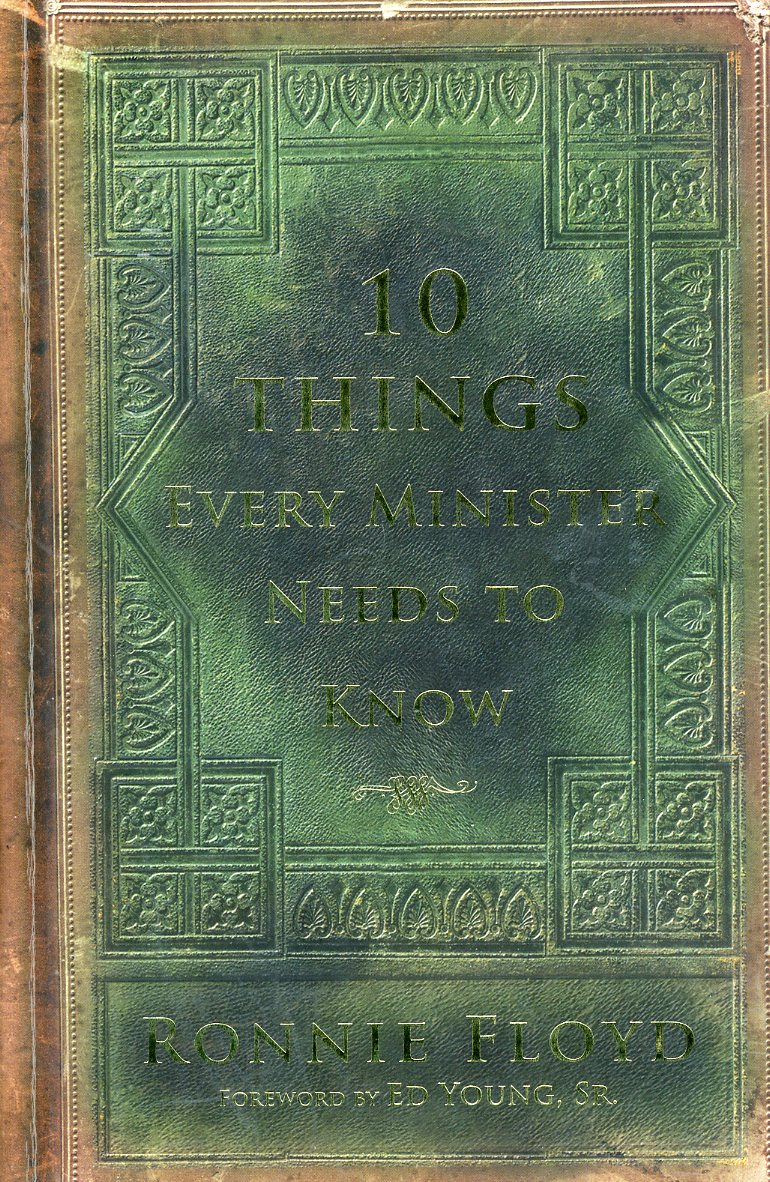 10 Things Every Minister should Know