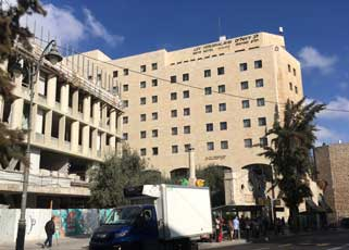 The Lev Yerushalayim Suite Hotel