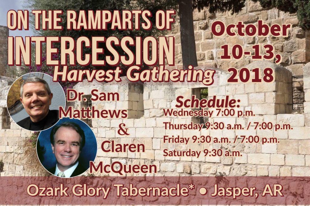 Harvest Gathering 2018